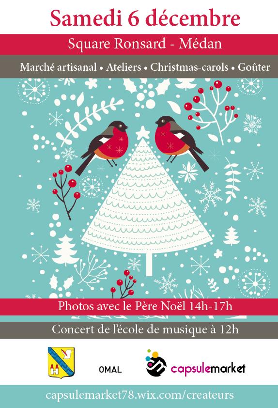 6 décembre 2014 à Médan