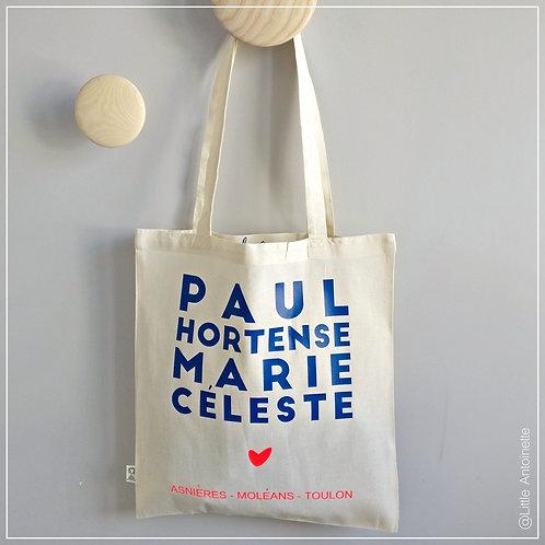 tote bag - LITTLE ANTOINETTE