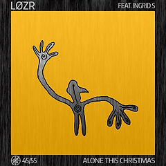 Løzr - 45-55 - Alone This Christmas.jpg