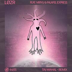Løzr - 44-55 - Taj Mahal (Remix).jpg