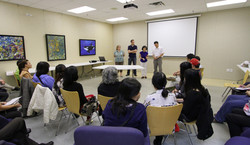 CTSS hosted Mental Health Education