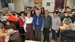 Senior-Led Chinese New Year dinner