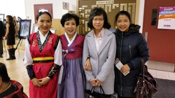 CTSS meets with the Korean Community