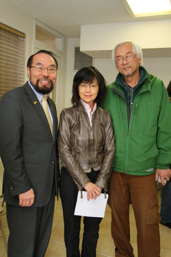 Wayne Cao & Tony Quek
