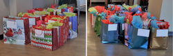 CTSS' Christmas gift giving while vulnerable people living with COVID-19 storm 2020