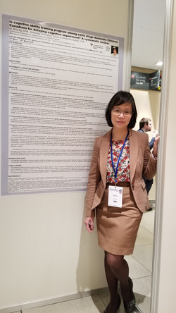 Dr. Amy Ng in Torino