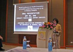 World Conference on Health Promotion