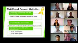 Kids Cancer Awareness Presentation