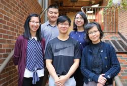 CTSS Summer Program Team 2019