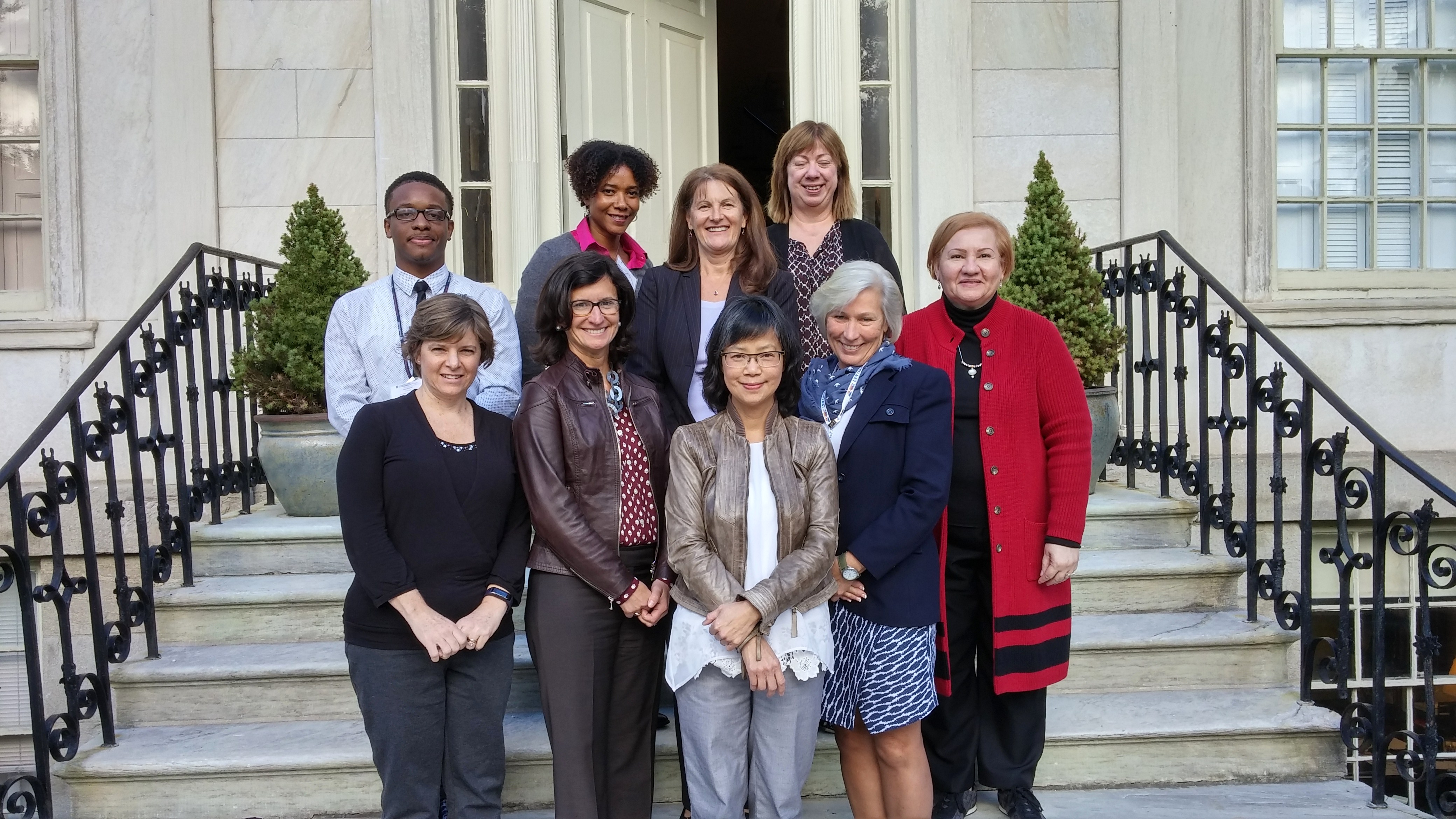 American Nursing Faculty Members