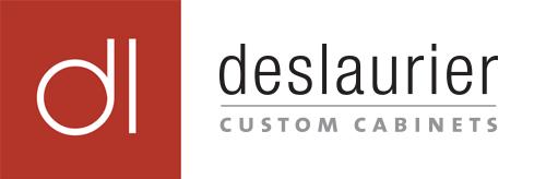 Deslaurier Custom Cabinet logo