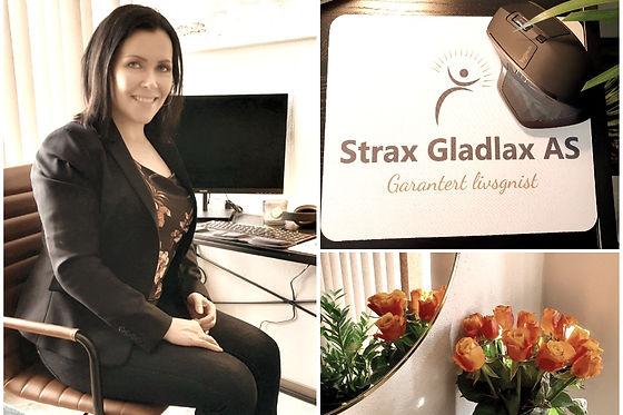 Strax Gladlax Hypnose Tromsø