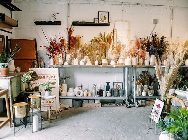 The Greenhouse Dried Florals