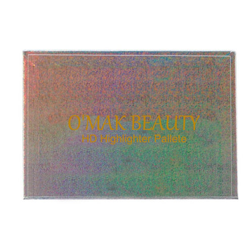 O'MAK BEAUTY HD highlighter pallete