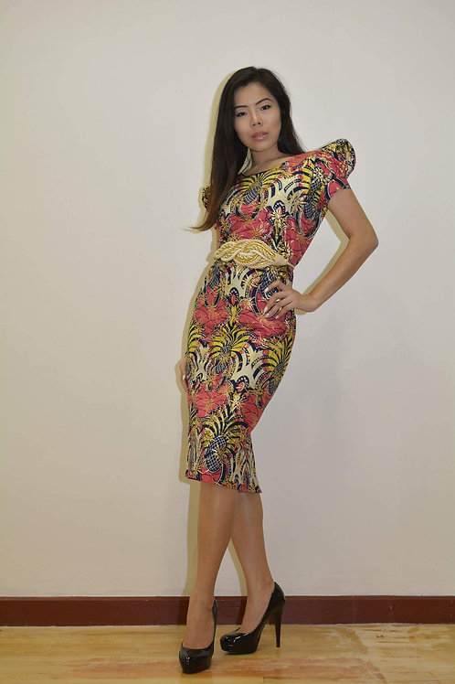 Chic AFRIGLAM Liz dress