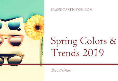 The Top Color and Trends for Spring 2019