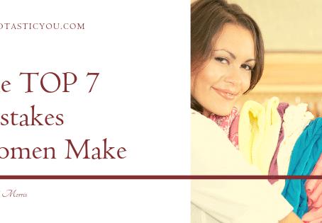 The Top 7 Wardrobe Mistakes Women Make (Part 2)