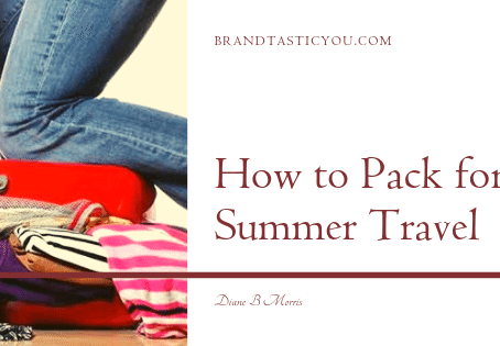 How to Pack for a Summer Trip