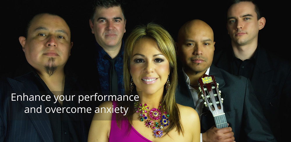 EFT for overcoming performance anxiety in musicians
