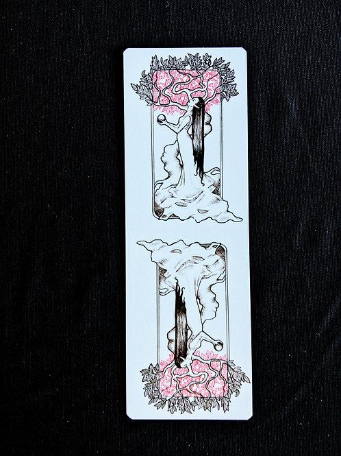 """Under The Elven Tree"" 2X6 Bookmark"