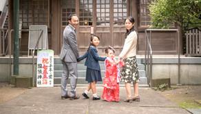 東京七五三出張撮影 笑顔で見てもらう力!