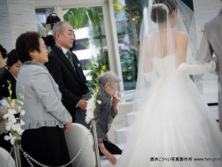 アルカンシェル南青山結婚式のお写真