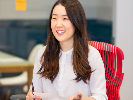 Interview with Sarah Kim