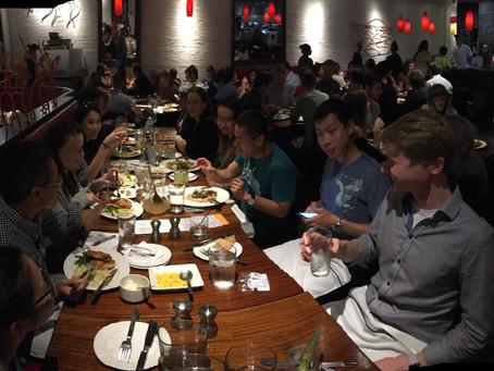 AMI meeting in Newton, MA