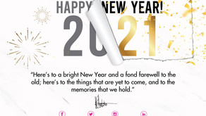 Wishing a blessed and safe New Year