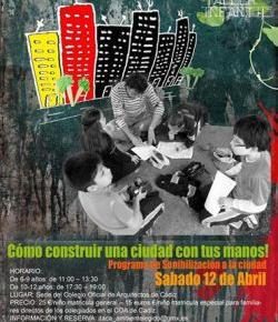 TALLER INFANTIL: Construye una ciudad con tus propias manos
