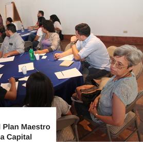 Continúa Elaboración del Plan Maestro del Centro Histórico de la capital
