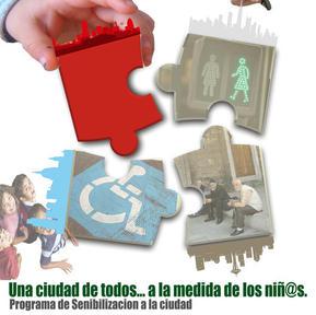 TALLER INFANTIL DE EDUCACIÓN A LA PARTICIPACIÓN URBANA