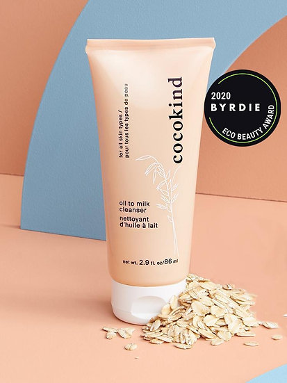 Oil to Milk Face Cleanser : by Cocokind