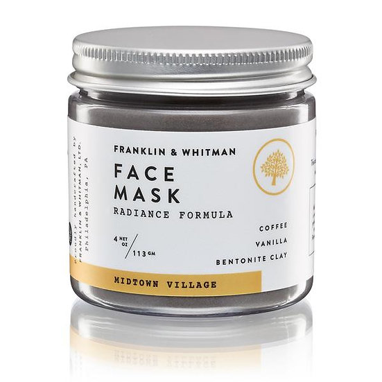 Midtown Village Face Mask : by Franklin & Whitman