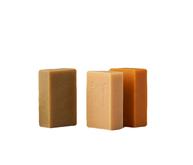 Shampoo Bars : by Humankind