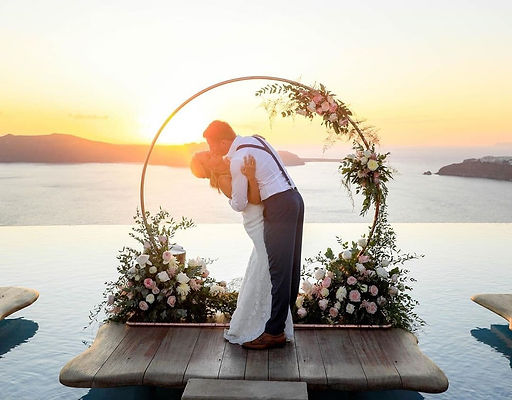 Beloved Weddings Santorini