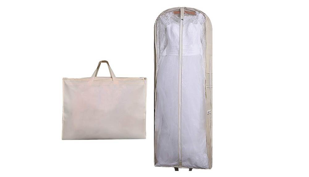 Wedding Dress Bag for transportation by plane