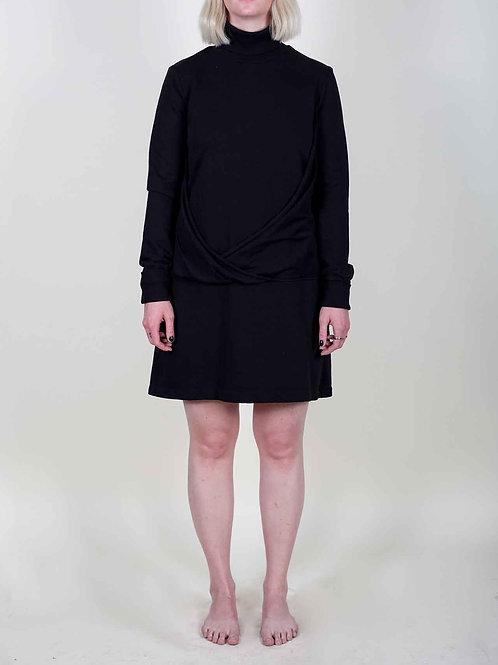 Prairie Underground Cybele Dress - black