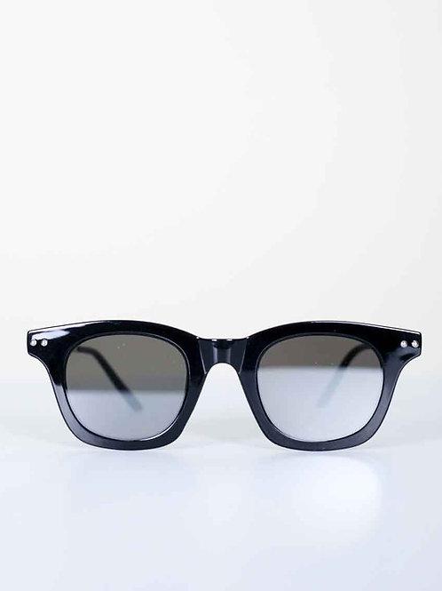 Spitfire Sunglasses - Omnium -blk/slvr mirrorlv