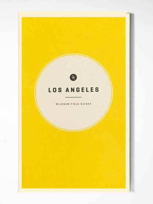 Wildsam Guide - Los Angeles