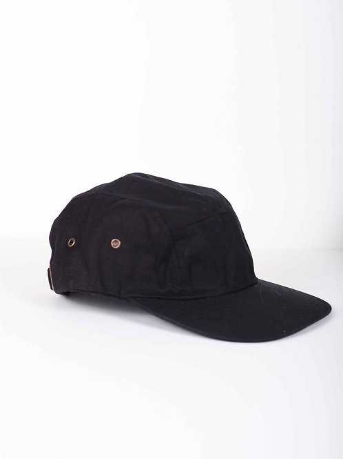 Yellow 108 Euclid cap - black