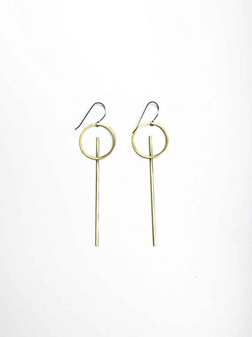 Zil Earrings - Ryla