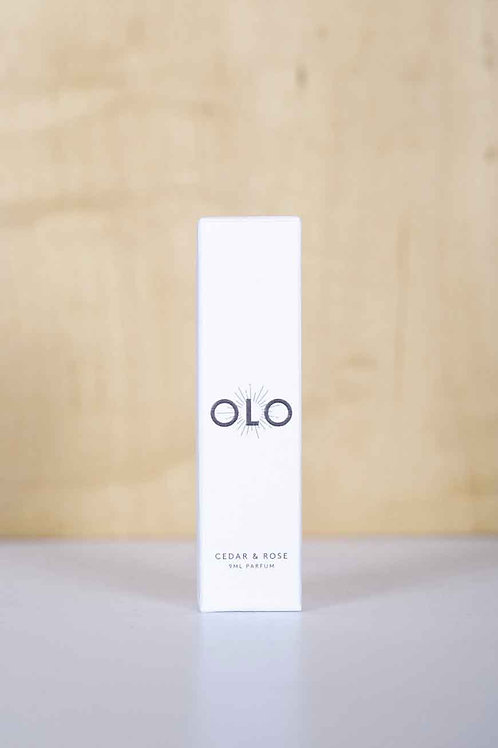Olo Fragrance -Cedar Rose