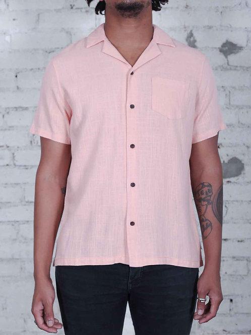 Banks Journal Brighton Shirt - peach