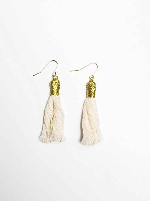 Wildflower Millie Earrings - gold