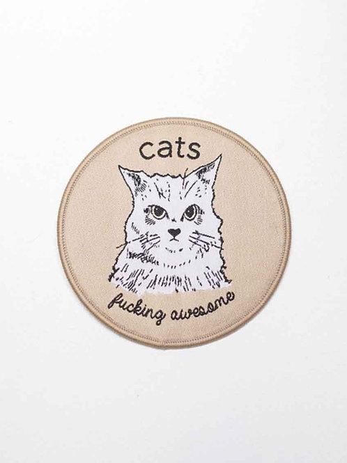 FM Patch - cats...