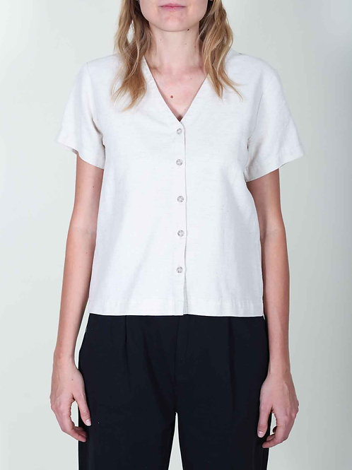 Bridge & Burn Adele Top - Cream