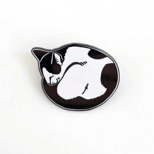 Cat Bed pin