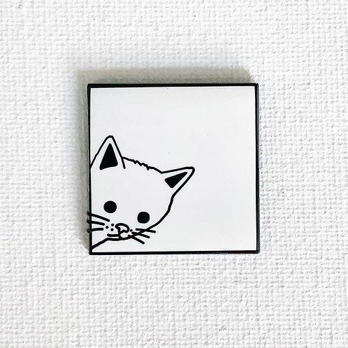 Minimal Cat pin