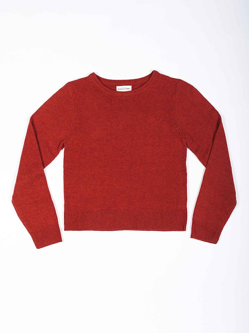 Burn and Burn Remy Sweater